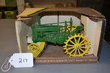 collector's edition diecast JD 1937