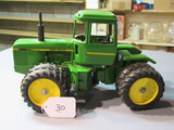 diecast JD 4 WD tractor