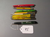 seed corn advertising pens (10 ct)