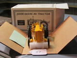 diecast JD collector edition yellow