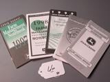 Farm management pamphlets   (1997 - 2001)   5X