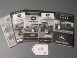 Farm management pamphlets   (2002 - 2006)   5X
