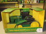 diecast JD 9300T tracked tractor  W/box