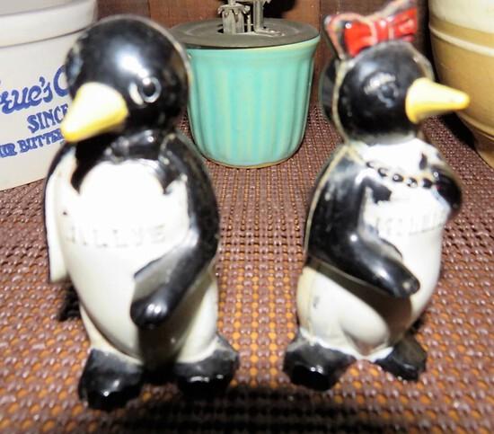 Penguin Salt and Pepper