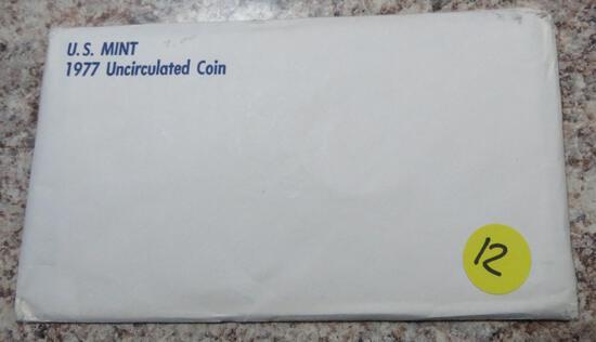 1977 P&D Mint Set