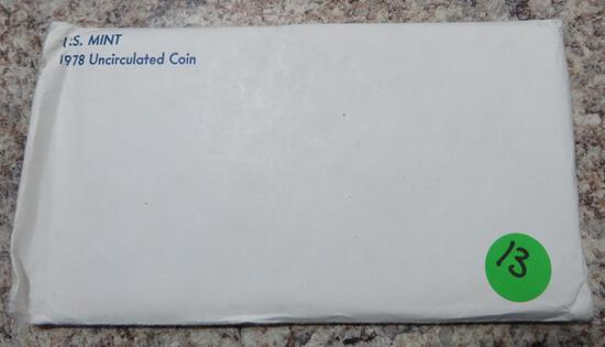 1978 P&D Mint Set