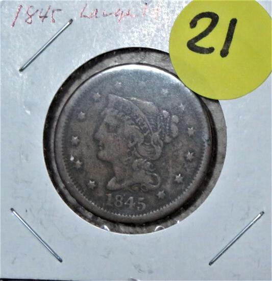 1945 Large Cent