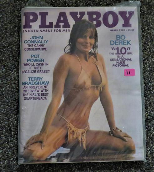 March 1980 Bo Derek Playboy