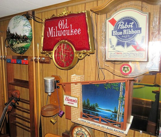 Musical Items, Beer Signs, Enamel, Collectibles