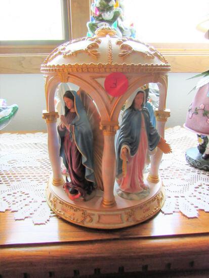 Dan Bury Mint Asparations of Mary