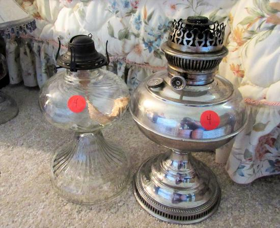 Rayo Oil Lamps