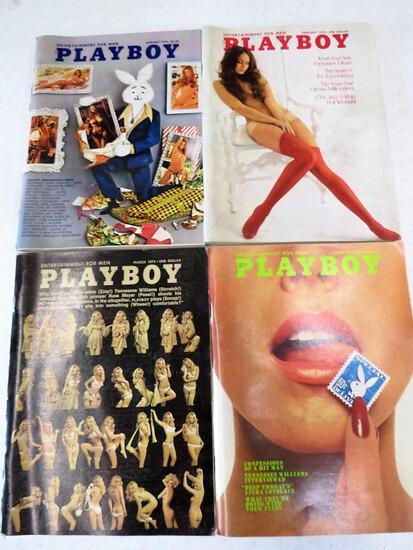 4 1973 PLAYBOYS