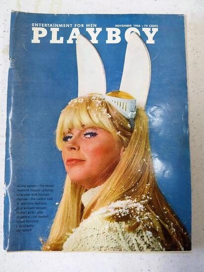 NOV 1966 PLAYBOY
