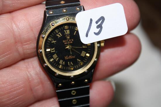 Rolex Feneve Cellini Ladies Wrist Watch
