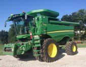 ABSOLUTE AUCTION!! Immaculate line of JD equipment