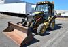 Caterpillar Model 420DIT 4x4 Loader Backhoe