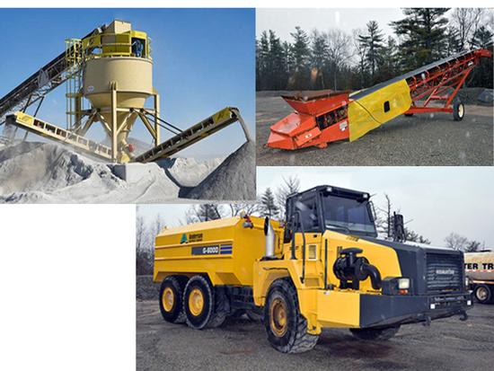 Bankruptcy Auction - Stone Quarry Equipment