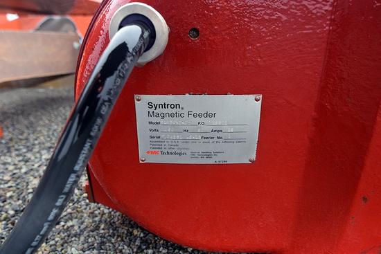 Syntron Electromagnetic Feeder