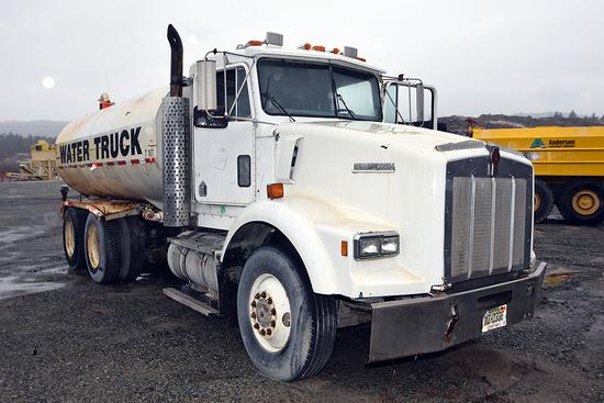 1989 Kenworth T800 Water Truck