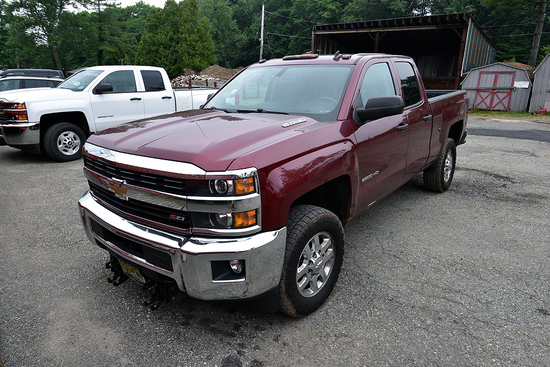 Bankruptcy Auction - Trucks & Trailers