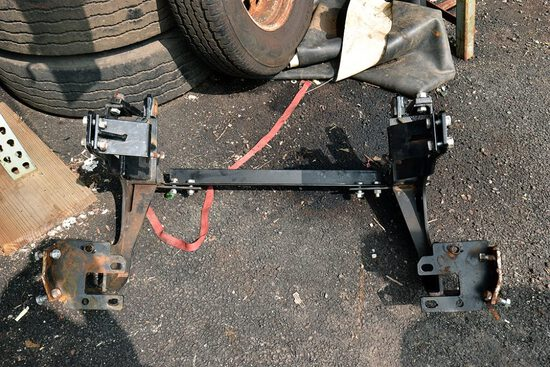 2003 Ford F-250 Plow Mount