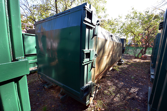 McClaine 35 Yd. Self Contained Compactor
