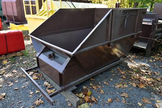 Par-Kan Satelite 6 Yard Dump Hopper