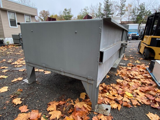 McClain 2 Yd. Stationary Compactor
