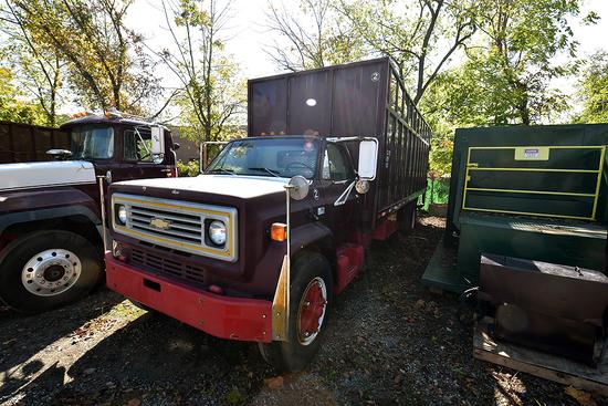 1988 Chevrolet 70 Series Diesel Box Truck