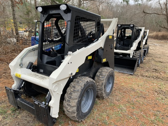New 2019 Terex Skid Steers & Construction Equip.
