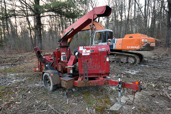 Altec Model DC1317 Chipper