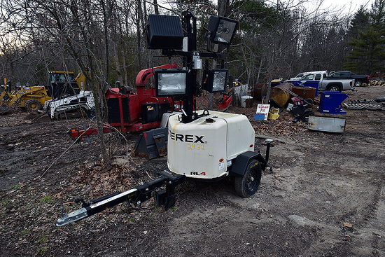 2016 Terex RL4, 6KW, Portable Light Generator