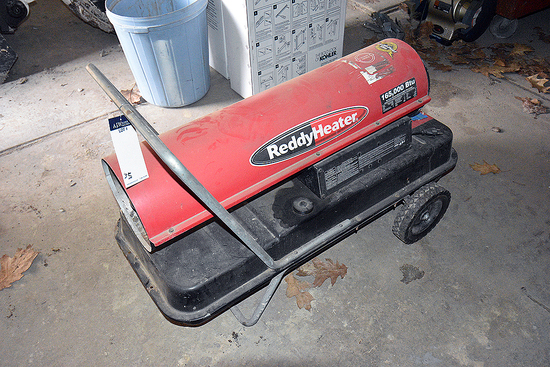 Reddy Heater 165,000 BTU Kerosene Portable Heater