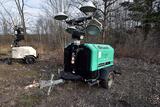 Allmand Maxi-Lite II V-Series 8KW Portable Light Generator