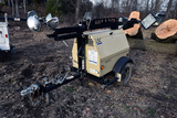 2017 Doosan Model LSC Portable Light Generator