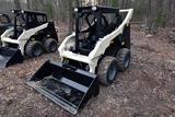 2019 Terex V200S Skid Steer w/ Pneumatic Tires & 67