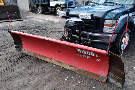 Western 7.5' Pro Plus Snow Plow & Ultramount