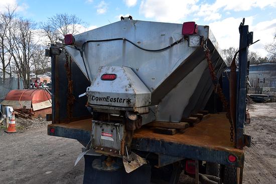 DownEaster 3CY Stainless Steel Salt Spreader