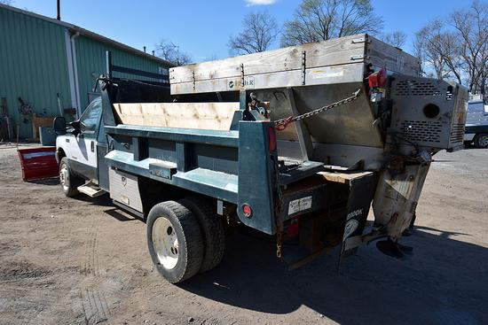 Fisher Stainless Steel Salt Spreader