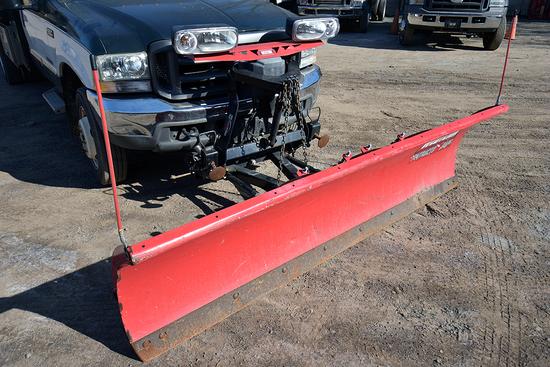 Western 9' Snow Plow w/ UltraMount2