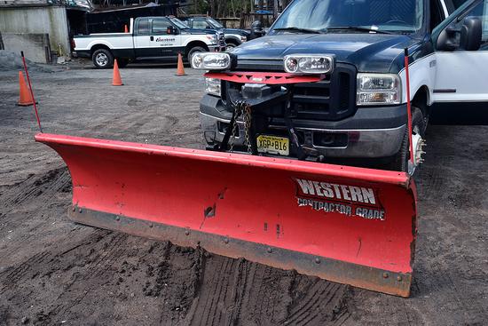 Western Pro Plus 7.5' Plow