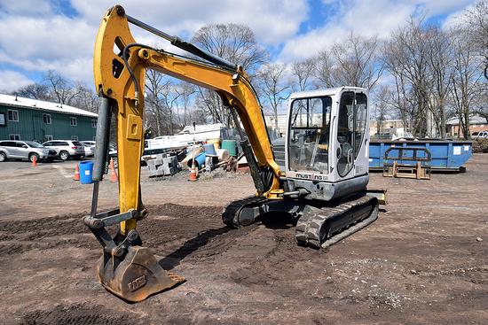 Mustang ME6003RD Mini Excavator