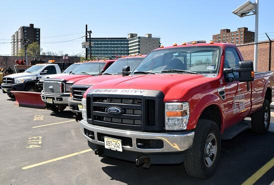 Trucks & Construction Equipment