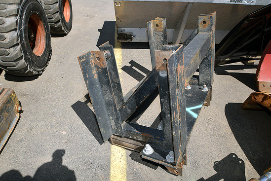 Steel Truck Mount