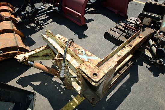 Heavy Duty Steel Plow Mount