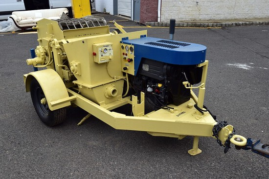 Allentown Powercreter Pro Pump and Mixer