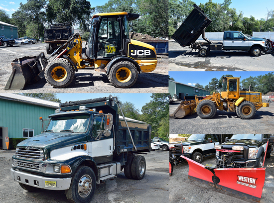 Landscape Contractor & Snow Removal Equipment