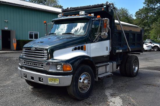 2004 Sterling Dump Truck