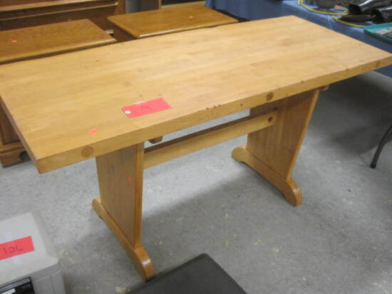 Maple Kitchen Table