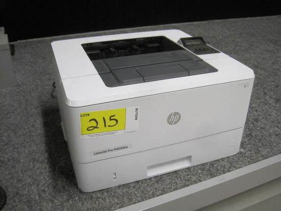 HP Laser Jet M402 Printer